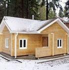 Плюсы и минусы технологии строительства дома из деревянного бруса