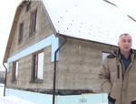 Монолитный дом из опилкобетона
