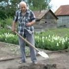 Интересная  доработка лопаты