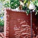 Ограды из стеклофибробетона