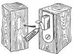 Секреты установки врезного замка