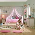 Как оформить детскую для маленькой принцессы