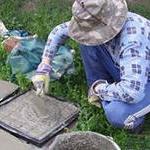 Делаем самими плитку для дорожек  усадьбы или дачи