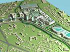 Один из микрорайонов будущего жилого массива Лебяжий в Минске построят китайские специалисты