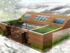 Строительство первого в Беларуси пассивного дома начнется в 2011 году