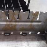 Переделываем мангал на два уровня