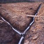 Зачем нужны дренажные канавы?