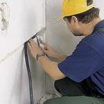 Электромонтаж и замена проводки в ванных и душевых комнатах