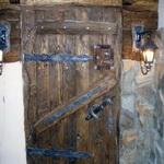 Регулировка старых дверей