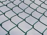 Сетка - рабица  с полимерным покрытием