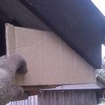 Применение шаблона  при проведении плотницких работ