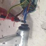 Соединение проводов в коробке, при помощи пайки