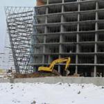Белорусские строители сели в лужу перед ЧМ-2014