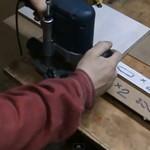 Как убрать сколы на ламинированном ДСП после распилки лобзиком?