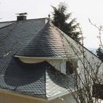 Самое  долговечное сланцевое  и покрытие крыши