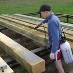 Защита деревянных конструкций от гниения