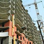 В Беларуси увеличился объем жилого строительства